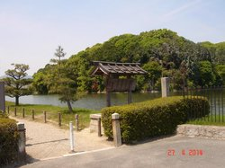 Tomb of The Emperor Suinin and Tajimamori