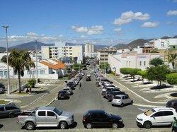 Vista para o centro da cidade