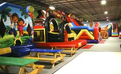 Bounce House & Laser Tag