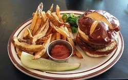 Burger Antics