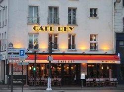 Cafe Rey-Bastille