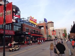Budweiser Brew House at the Ball Park