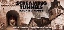 Screaming Tunnels Haunted Playground