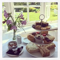 Afternoon Tea at Grovefield House
