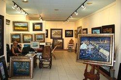 Art Gallery Blanco Grane