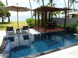 Our Beach Villa Private Pool