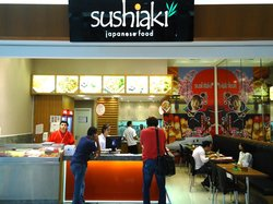 Sushiaki Japanese Food