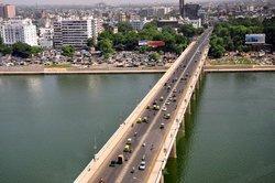 Nehru Bridge