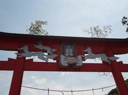 Motonosumiinari Shrine