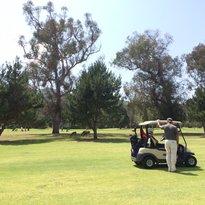 Griffith Park--Harding & Wilson Courses