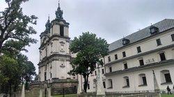 Church on the Rock (Kosciol na Skalce)