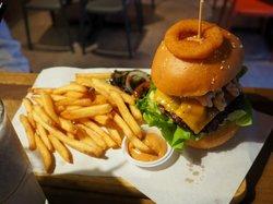 The Grind Burger Bar