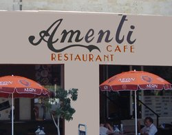 Amenti Bar and Grill