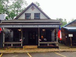 Anderson Station Confederate Restaurant