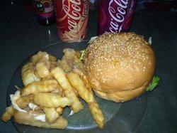 Canada Burger