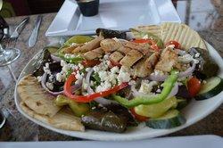 Greek Salad, omg
