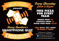 Thursday Night Smartphone Quiz