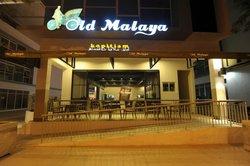 Old Malaya Kopitiam