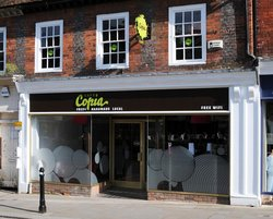 Cafe Copia Henley