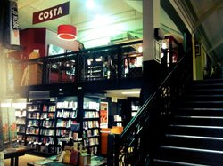Costa Coffee - Waterstones Store Dundee