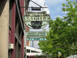 Windy Saddle Cafe