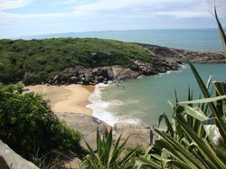 Praia da Barra do Jucu