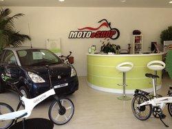 Moto e-shop,  Catania-Eike