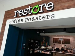 ‪Restore Coffee Roasters‬