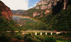 Chepe - Ferrocarril Barrancas Del Cobre