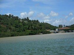 Barra de Jequia Beach
