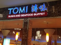 ‪Tomi Japanese Seafood Buffet‬