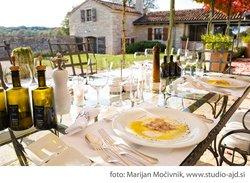 Gastronomija Ville Meneghetti