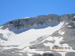 Glacier Fradusta