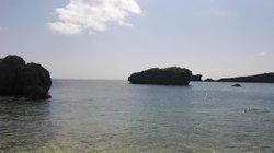Nakanoshima Beach