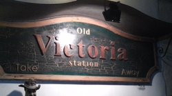 Old Victoria Station
