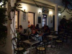 Cafe Babel Metaxa Station
