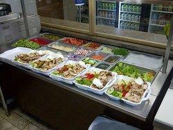 Shawarma Sante