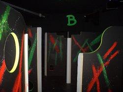 Q-Fun Lasergame