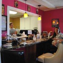 Trixie's Coffee Shop