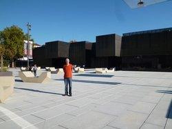 Centro Internacional das Artes José Guimarães