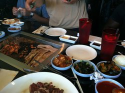 Shila Korean BBQ