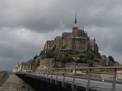 Archéoscope du Mont Saint Michel
