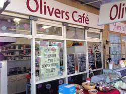 ‪Olivers cafe morecambe‬