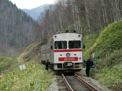 Old Railway Yuzhno-Sakhalinsk to Kholmsk