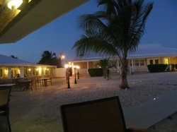 The Tipsy Turtle Pub at Cayman Brac Beef Beach
