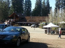 Brewer's Ponderosa Lodge