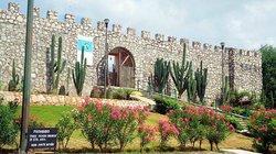 Museo mirador, El Fuerte Sinaloa, con una sorprendente vista de todo el pueblo y rio Fuerte.