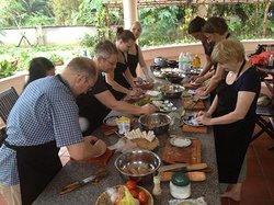 Magical Mystery Tour Nha Trang - Viet Garden Cooking