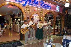 Cafe de Paris Yumbo Centre