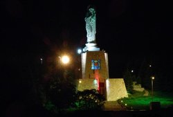 The Blessed Virgin Mary Monument